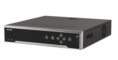 12MP DS-7732NI-I4/24P 32 Channel Embedded Plug & Play 4K NVR