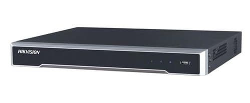 12MP Hikvision DS-7608NI-I2/8P  (B) 8 Channel Network Video Recorder