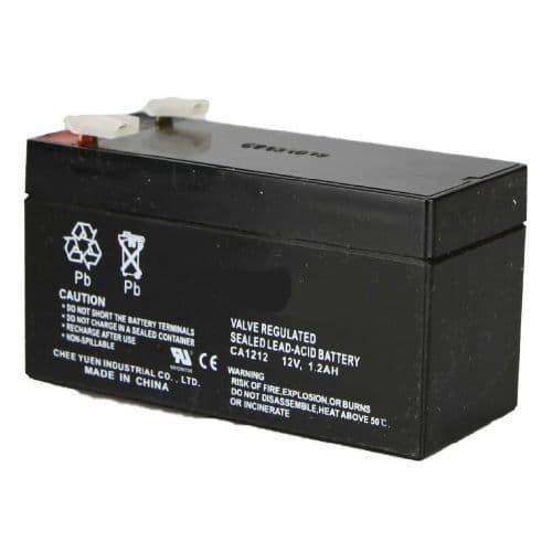 12V 1.2AH Lead Battery
