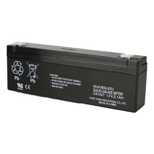 12V 2.1AH C20 Lead Battery