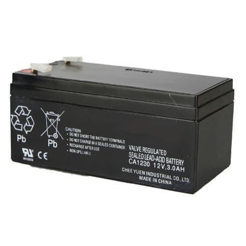 12V 3AH Lead Battery