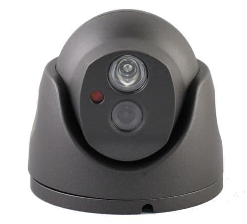 1MP 20M IR Grey Dome Camera- Oracle (TVI-GD-1MP-JK) HALF PRICE