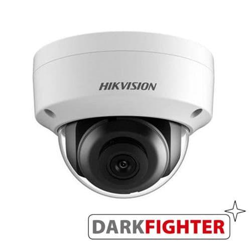 2MP DS-2CD2125FWD-I Hikvision Dark Fighter PoE VandalProof 2.8MM Dome Camera