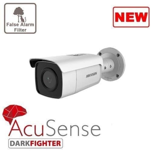 2MP DS-2CD2T26G2-2I 60M IR AcuSense Smart Bullet Network CCTV Camera