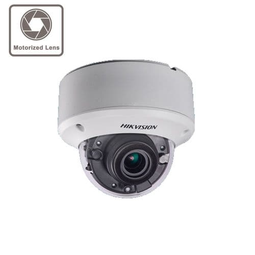 2MP DS-2CE56D8T-VPIT3ZE HIKVISION motorized varifocal lens ultra low light PoC EXIR dome camera