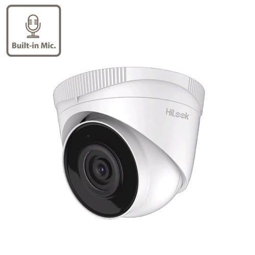 2MP IPC-T220H-U Build-in Mic Fixed Turret Network Camera