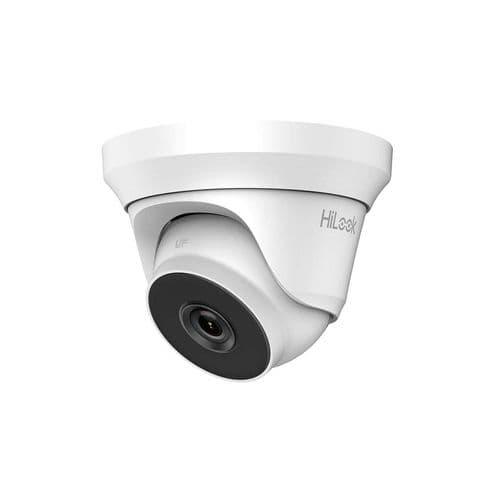 2MP THC-T220-MC HiWatch by Hikvision HD-TVI Dome Camera with 40M EXIR Night Vision