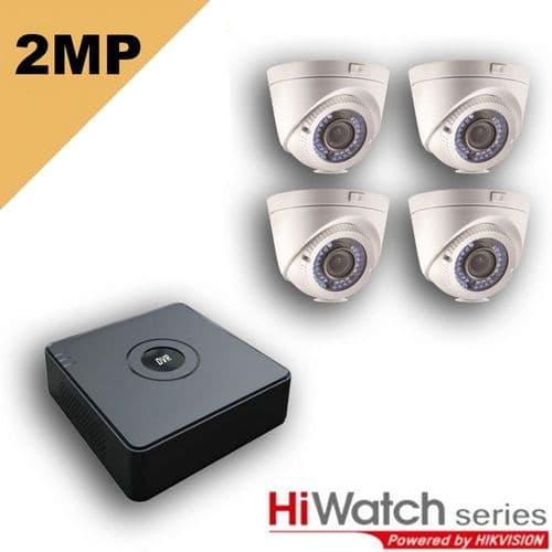 2MP Varifocal HI-Watch Kit White