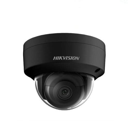3MP DS-2CD2135FWD-I Black  Hikvision Ultra Low Light 120dB WDR IP Dome Camera with 30m CLEARANCE