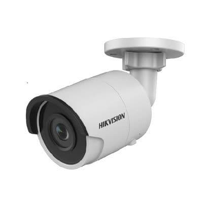 4MP DS-2CD2043G0-I Hikvision fixed lens bullet camera with IR