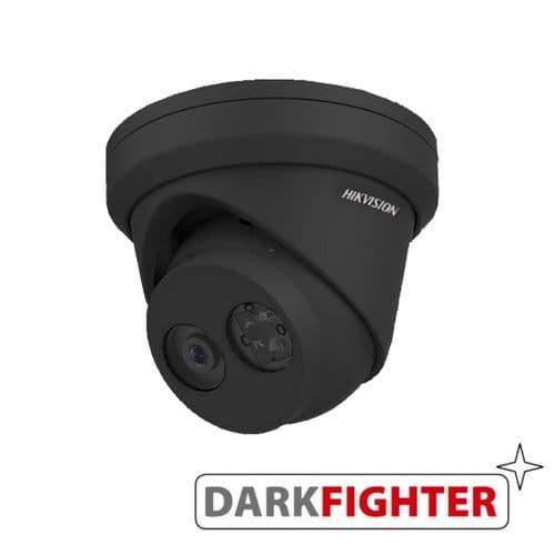 4MP DS-2CD2345FWD-I BLACK Hikvision Turret Network Camera