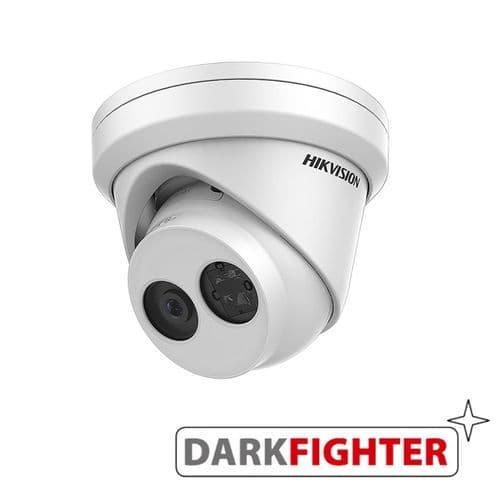 4MP DS-2CD2345FWD-I Hikvision Turret Network Camera