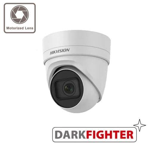 4MP DS-2CD2H45FWD-IZS Hikvision Motorised Zoom Turret Network Camera