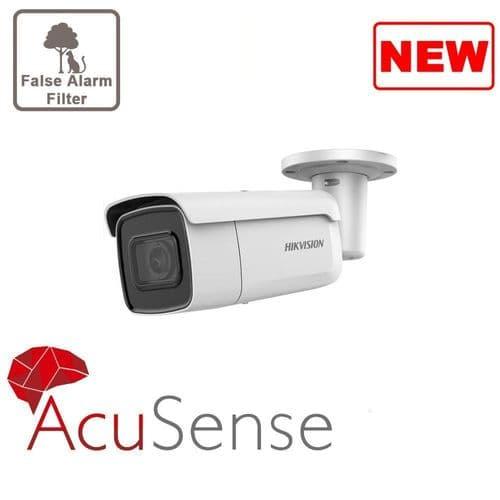 4MP Hikvision DS-2CD2646G1-IZS AcuSense IR Motorized Varifocal Bullet Network Camera