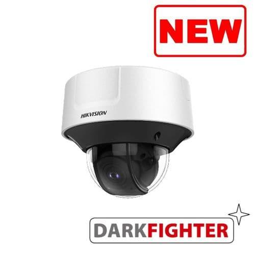 4MP Hikvision DS-2CD5546G0-IZS Motorized Varifocal Dome Network Camera