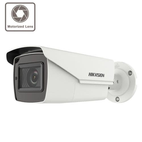 5MP DS-2CE16H0T-IT3ZE Motorized lens EXIR POC bullet camera
