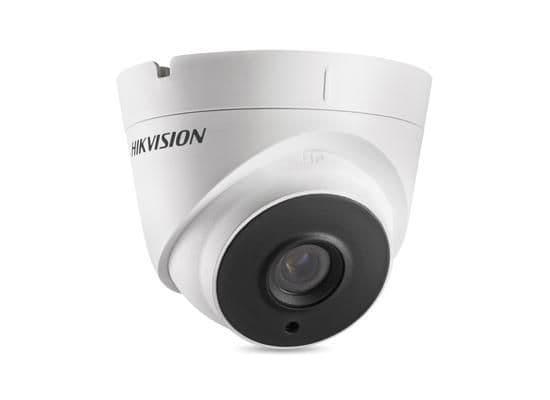 5MP DS-2CE56H0T-IT3F 40M IR HD Turret Camera