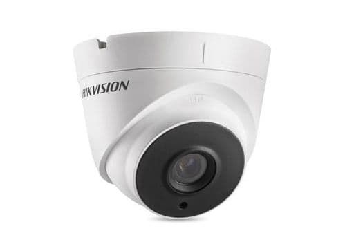 5MP DS-2CE56H0T-IT3F 40M IR HD Turret Camera