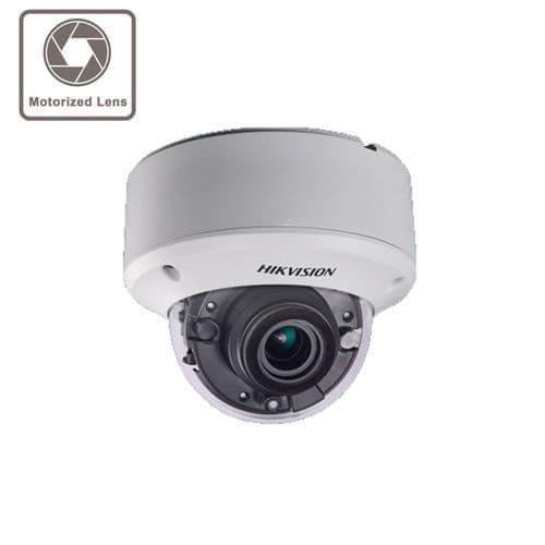 5mp DS-2CE59H8T-AVPIT3ZF motorized varifocal lens dome camera