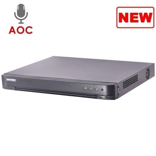 5MP DS-7204HUHI-K1 (S) Hikvision 4 channel (Turbo 4.0) AOC