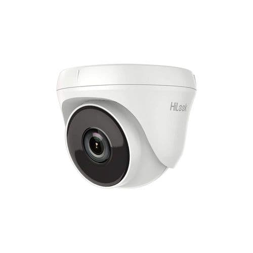 5MP THC-T250 HiLook by Hikvision HD-TVI 5MP Turret Camera with 40M EXIR Night Vision