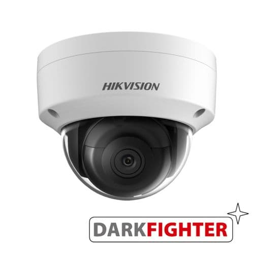 6MP  DS-2CD2165G0-IS Outdoor IR Hikvision Fixed Network Dome Camera