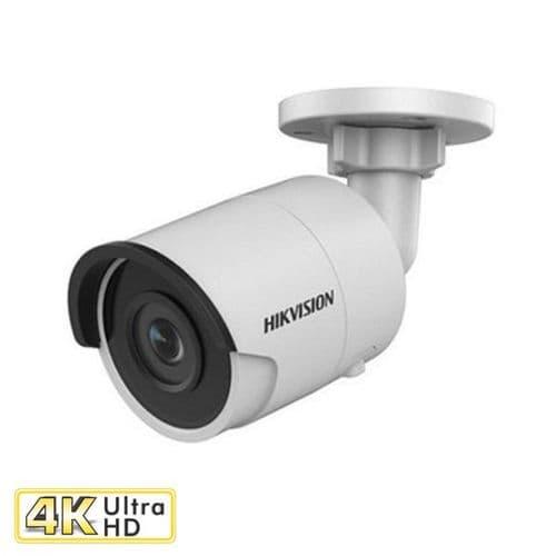 8MP DS-2CD2083G0-I Mini Bullet Network Camera Hikvision