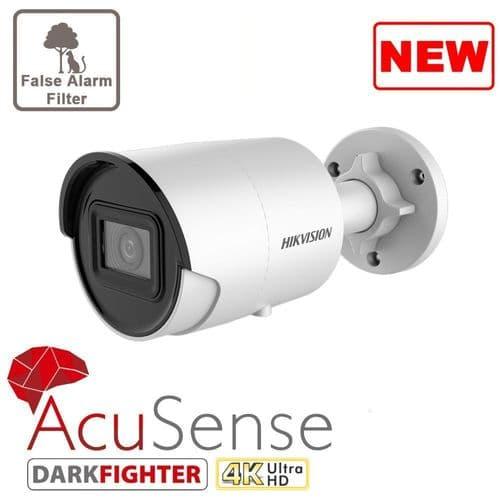 8MP DS-2CD2086G2-I 4K IP Acusense Mini Bullet 2.8mm Hikvision