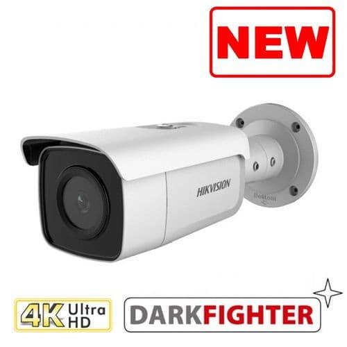 8MP DS-2CD2T85G1-I5 IR Fixed Bullet Network Camera DarkFighter