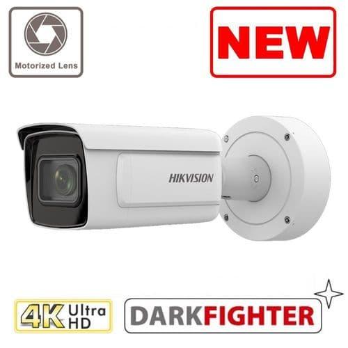 8MP iDS-2CD7A86G0-IZHS 8 MP IR Motorized Varifocal Bullet Network Camera
