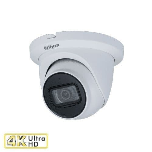 8MP IPC-HDW2831TM-AS-S2-0280 Starlight IR Fixed-Focal Eyeball Network Camera
