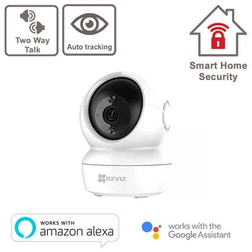 C6N EZVIZ Smart Wi-Fi Pan & Tilt 360° 1080p Indoor Camera - Two way Audio