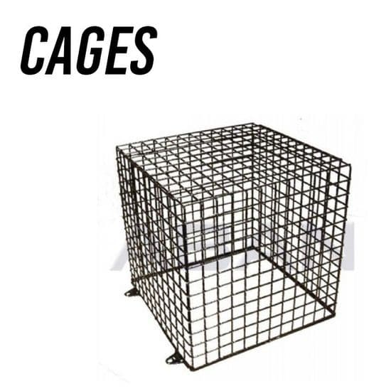 CCTV Camera Cages