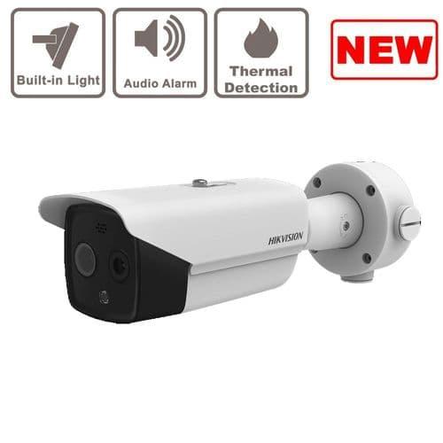 DS-2TD2617-3/PA Hikvision Thermal Bi-spectrum Network Bullet Camera