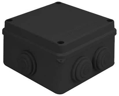 ELS JUNCTION BOX - BLACK 100-L
