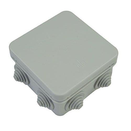ELS JUNCTION BOX HP 80-L GREY