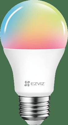 Ezviz Smart Bulb Dimmable Wi-Fi RGB LED bulb LB1(COLOUR)
