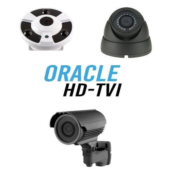 HD TVI Cameras