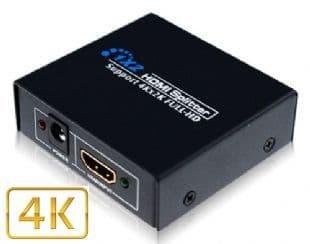 HDMI Splitter 2 Way 1.4V