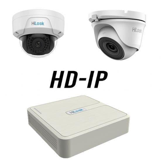 HiLook HD IP CCTV
