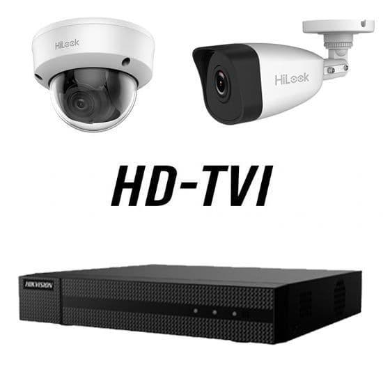 HiLook HD TVI CCTV