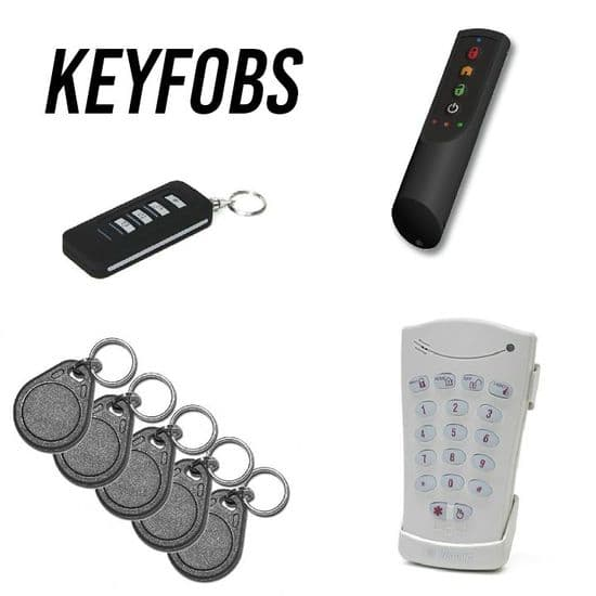 Keyfobs & Tags