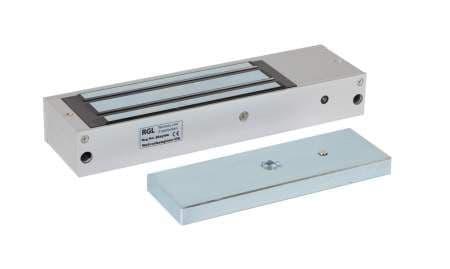 ML1200 - 545kg Electromagnetic Lock - 12/24V DC  ¦ Maglock