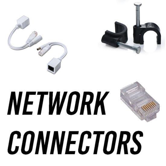 Network connectors & Splitters