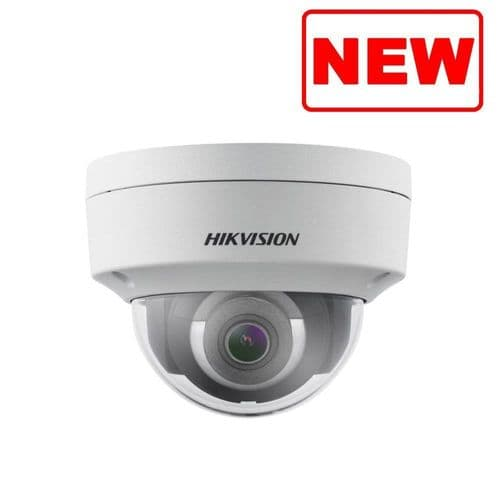 New 6MP DS-2CD2163G0-IS Hikvision Audio Dome Network Camera