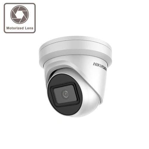 New 6MP DS-2CD2H63G0-IZS Hikvision External Turret Motorised Zoom Turret Network Camera