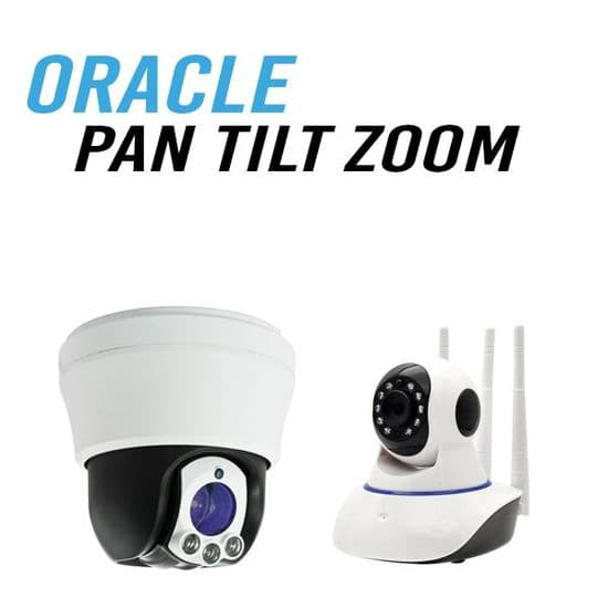Pan TIlt Cameras