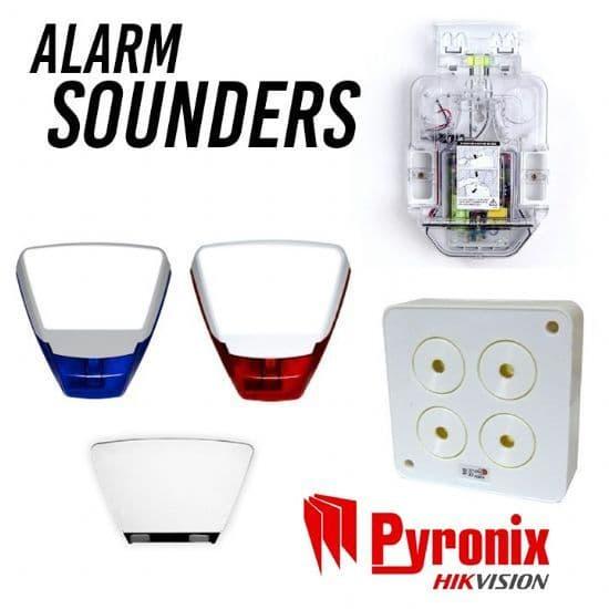 Pyronix Bellbox, Sounders & Speakers