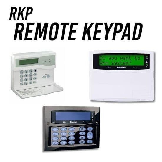 Remote Keypads