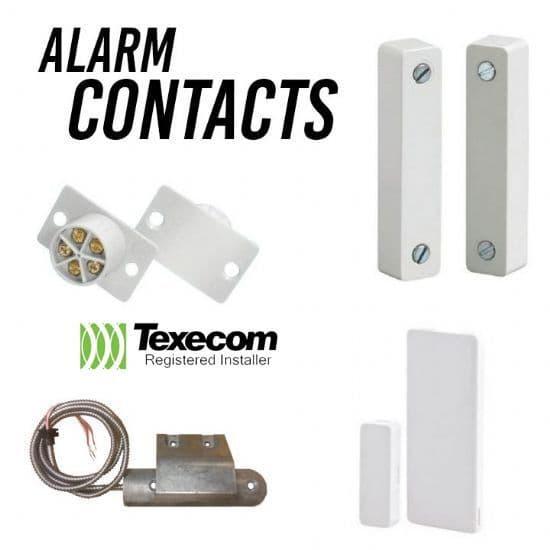 Texecom Alarm Contacts